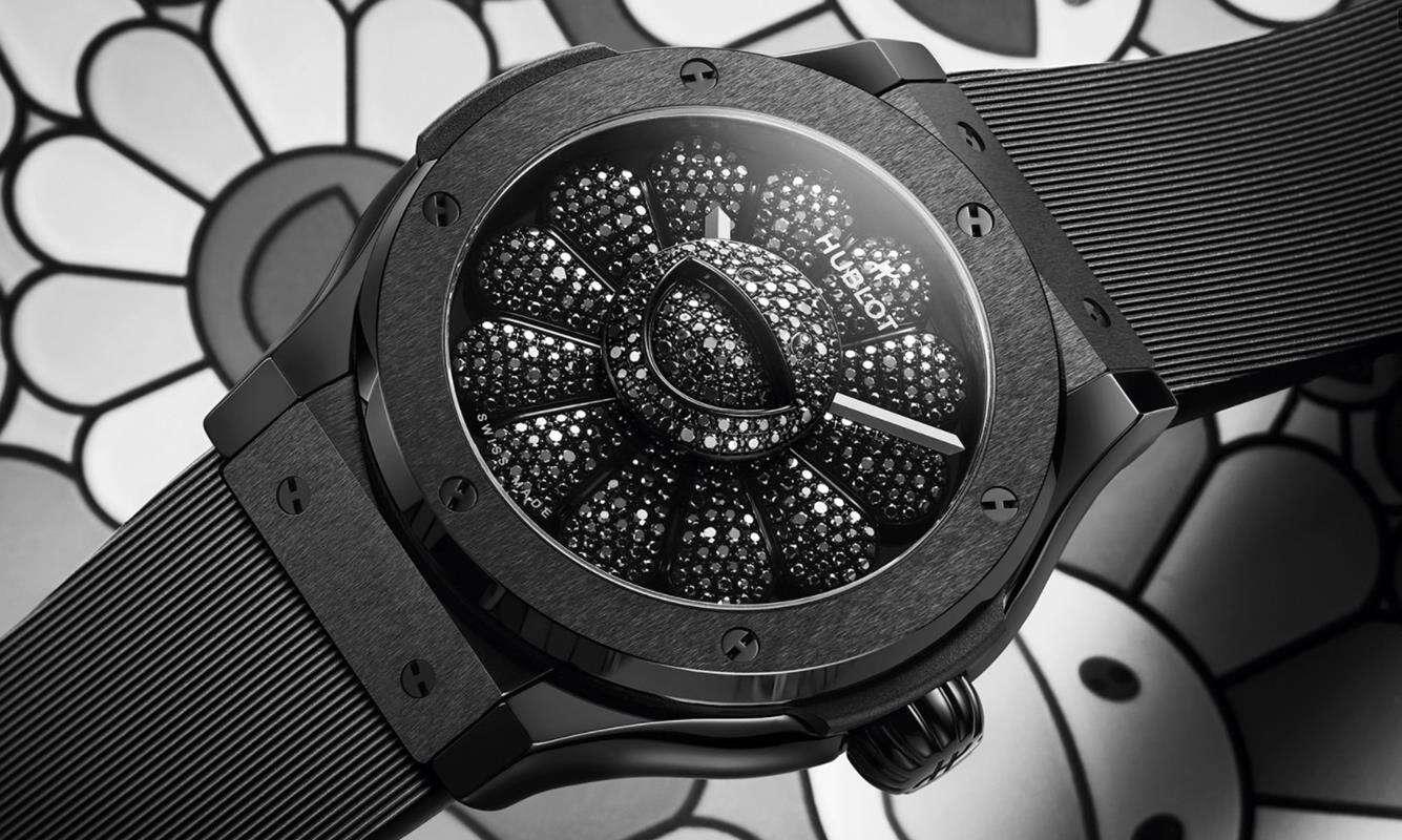 nowy limitowany zegarek Hublot, limitowany zegarek Hublot