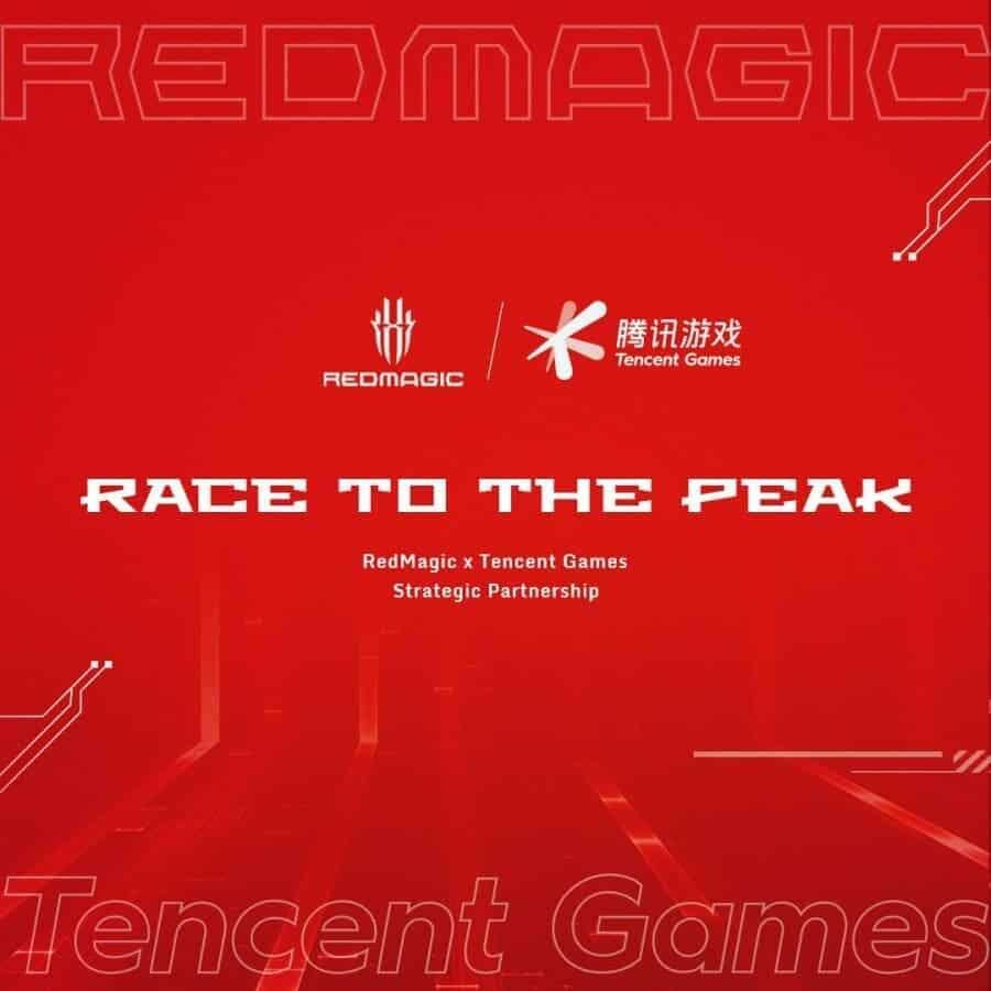 premiera Red Magic 6, Red Magic 6 tencent