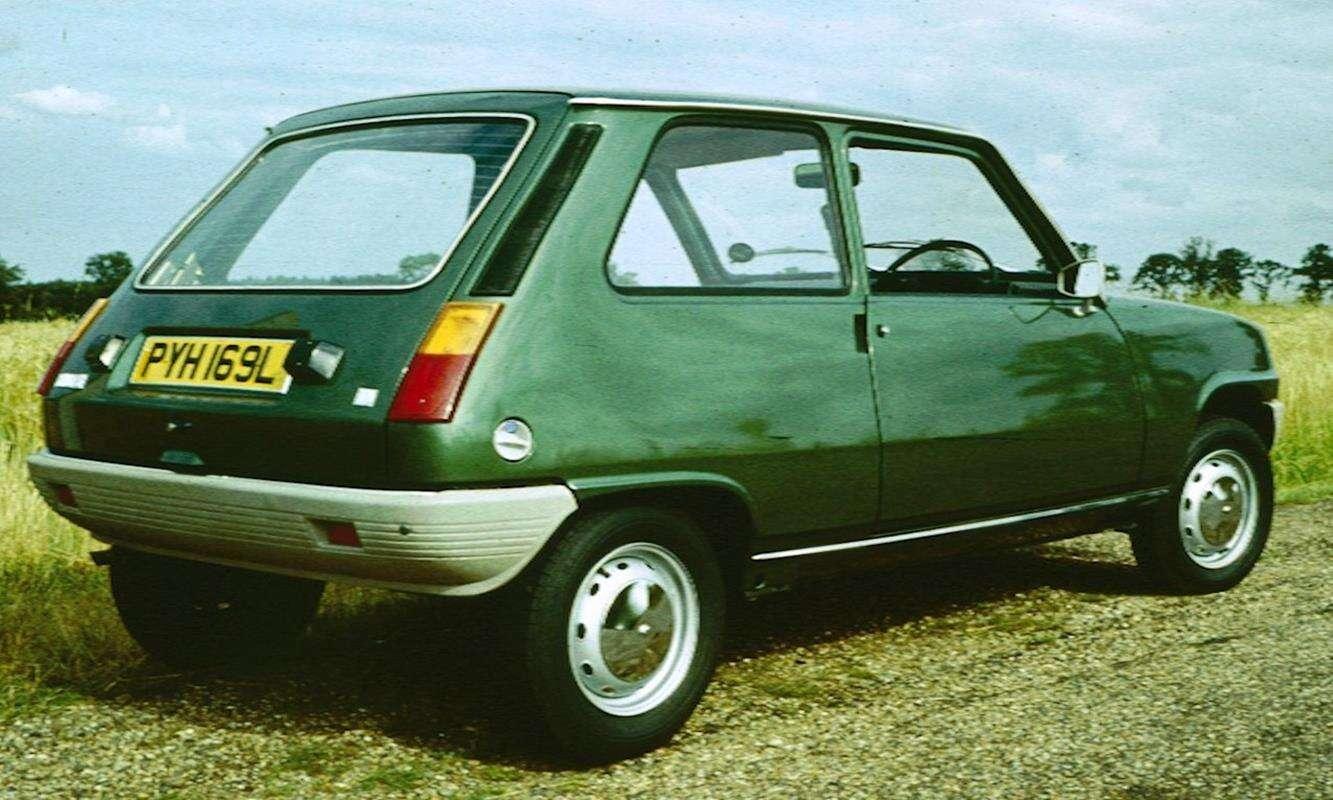 Renault 4 i 5 powróci w elektrycznej chwale?