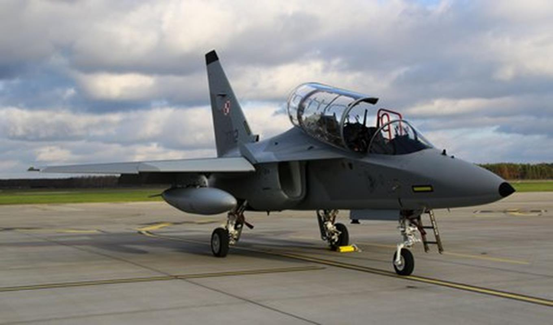 Samolot M-346 Bielik. Tym trenują nasi piloci