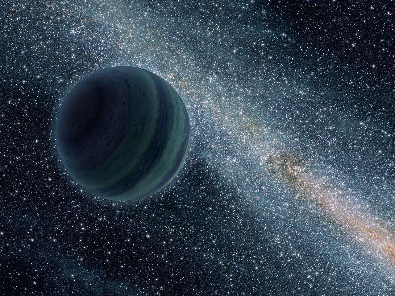 Czym są samotne planety