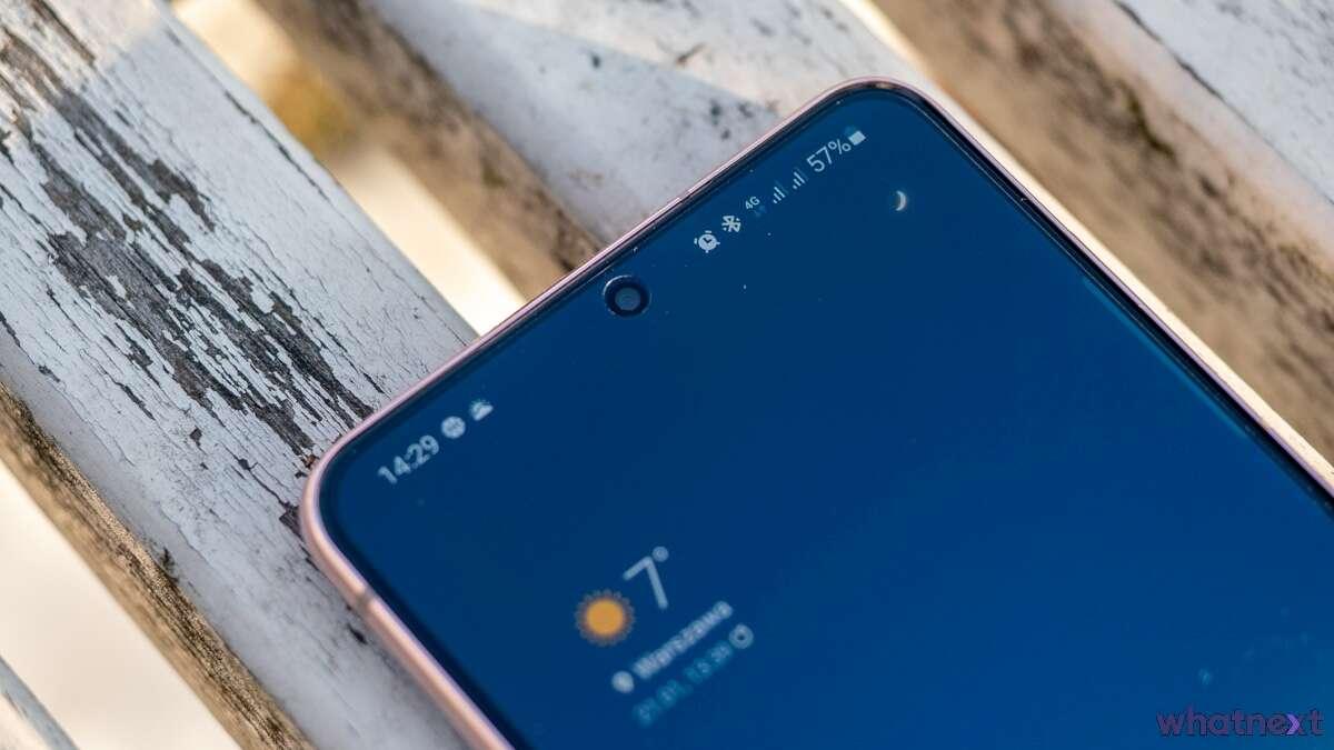 Interfejs One UI 3.1 trafi też do innych smartfonów Samsunga