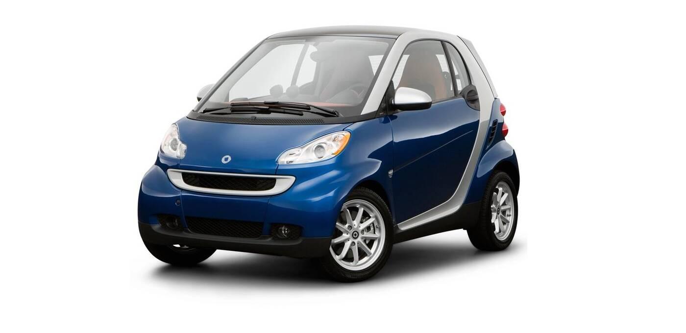 Smart i SUVy pójdą w parze. Zapomnicie o słodkich mieszczuchach