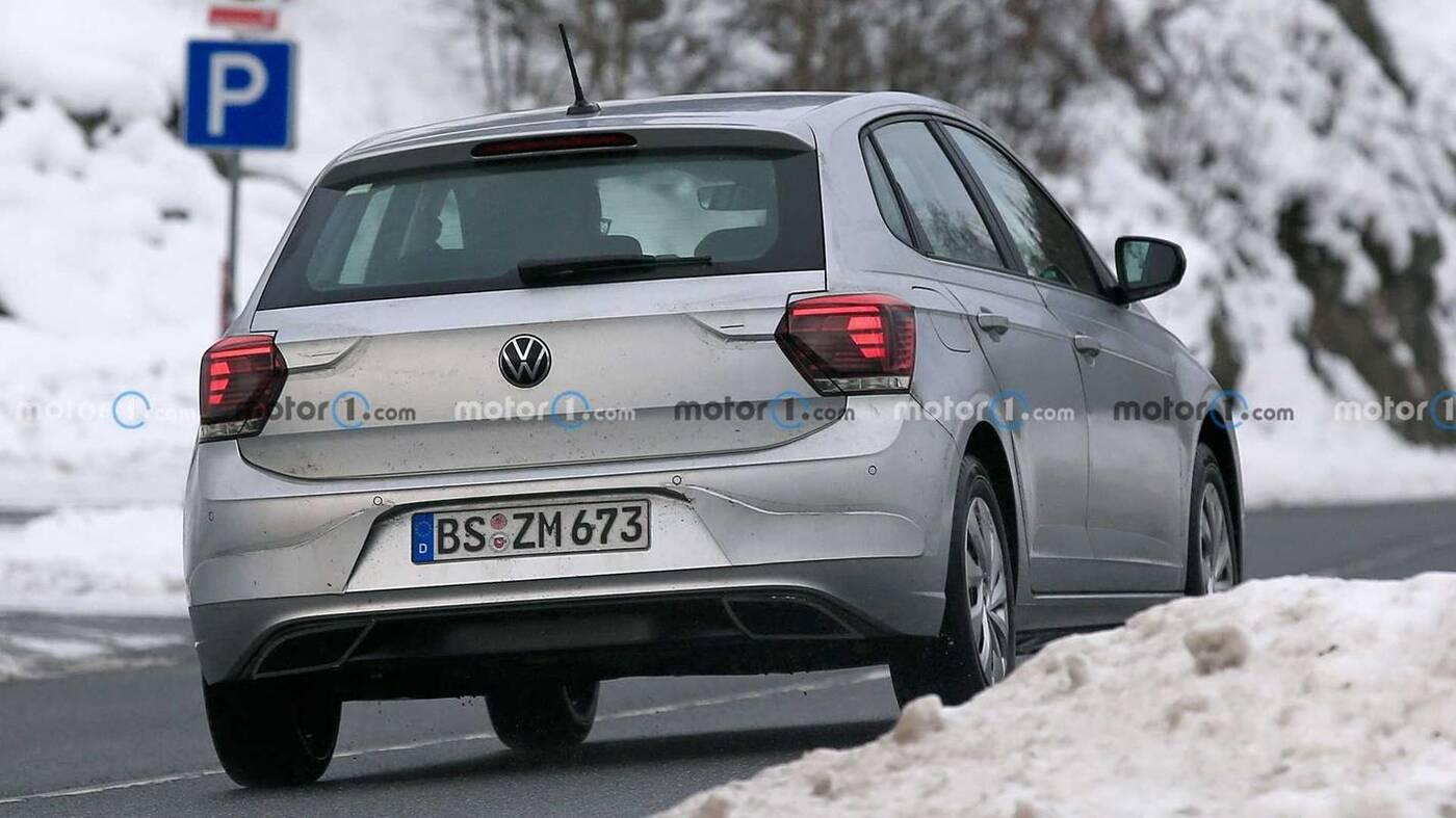 Spójrzcie na odświeżenie Volkswagena Polo 2022