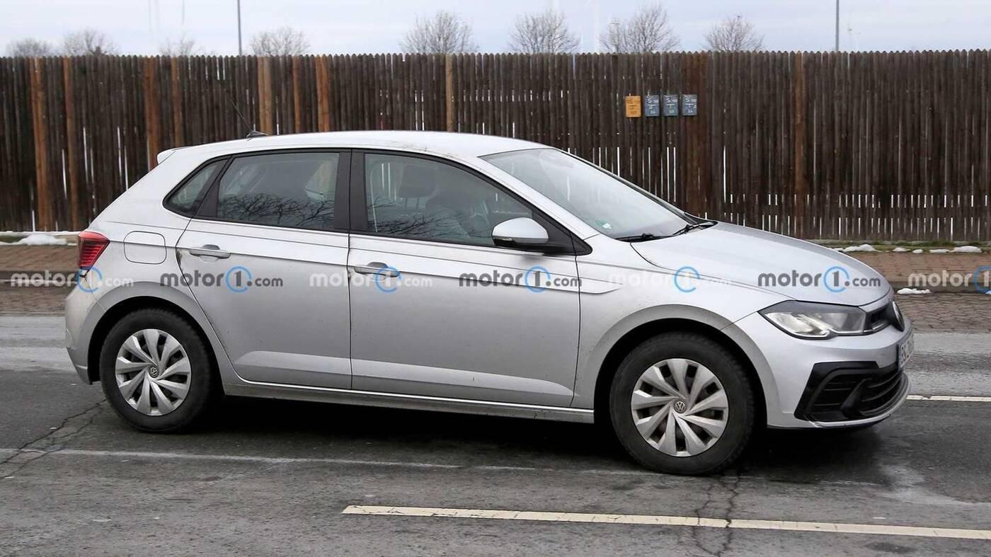 Podejrzyjcie odświeżenie Volkswagena Polo 2021 przed premierą