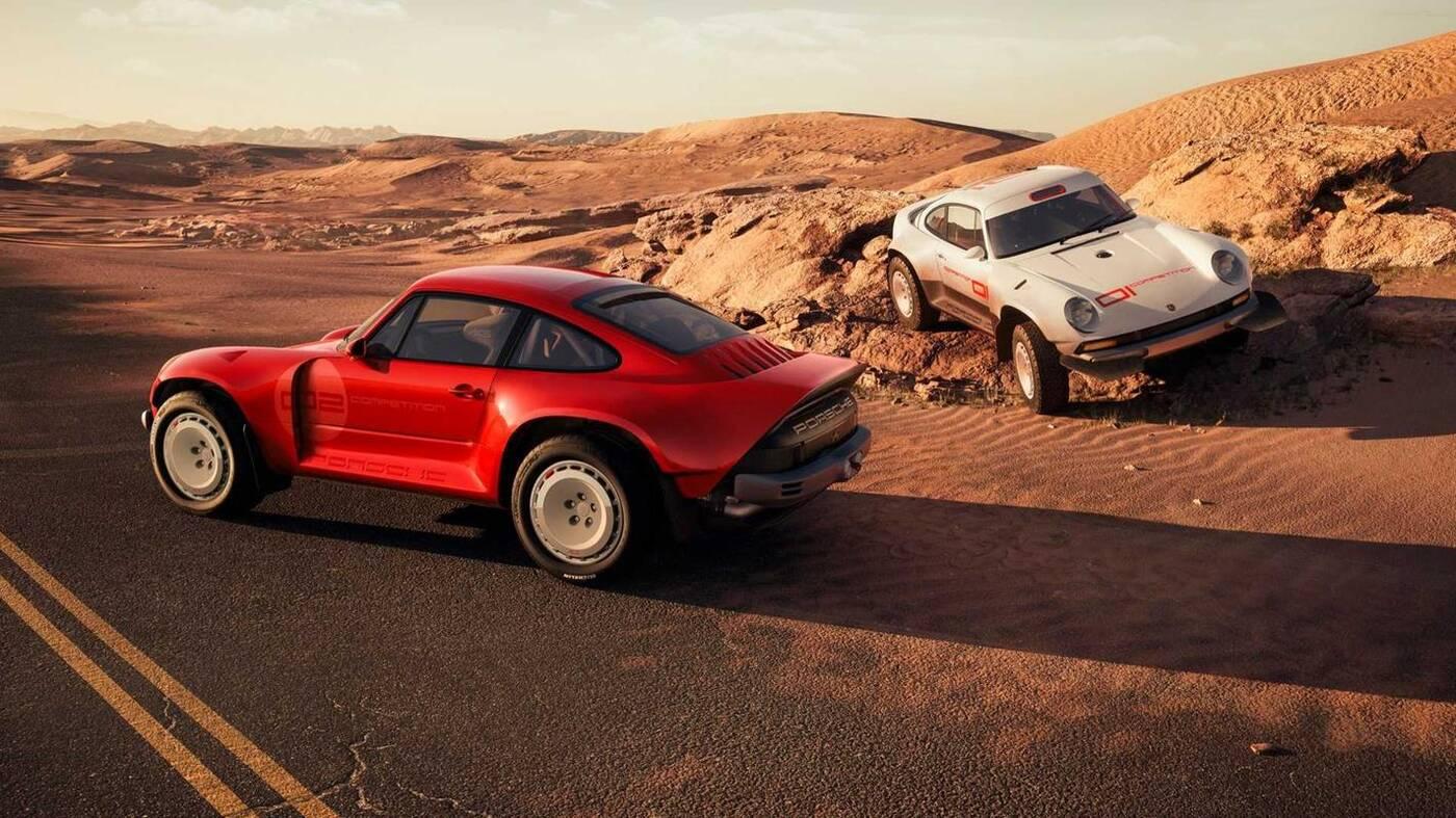 Porsche 911 Safari, Singer Porsche 911 Safari, 911 Safari,
