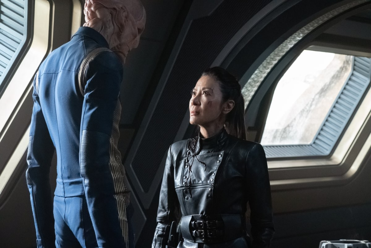 Recenzja 3 sezonu Star Trek: Discovery