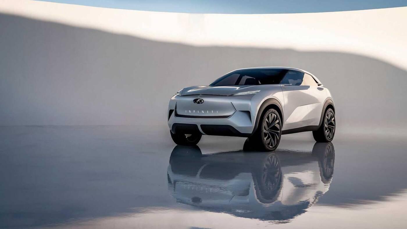 elektryczne modele Infiniti I-Power, Infiniti I-Power, samochody Infiniti I-Power,