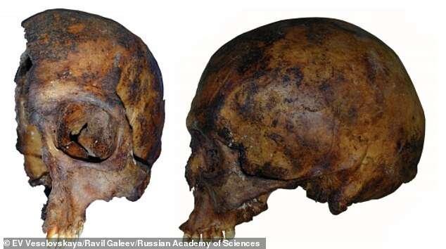 Tutanchamon z Syberii. Udało się zrekonstruować twarz sprzed 2600 lat