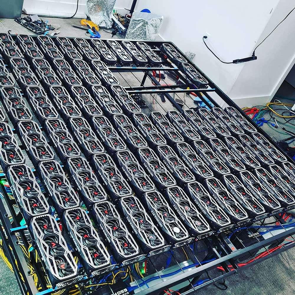 Ta kopalnia Ethereum zarabia 20 tysięcy dolarów miesięcznie