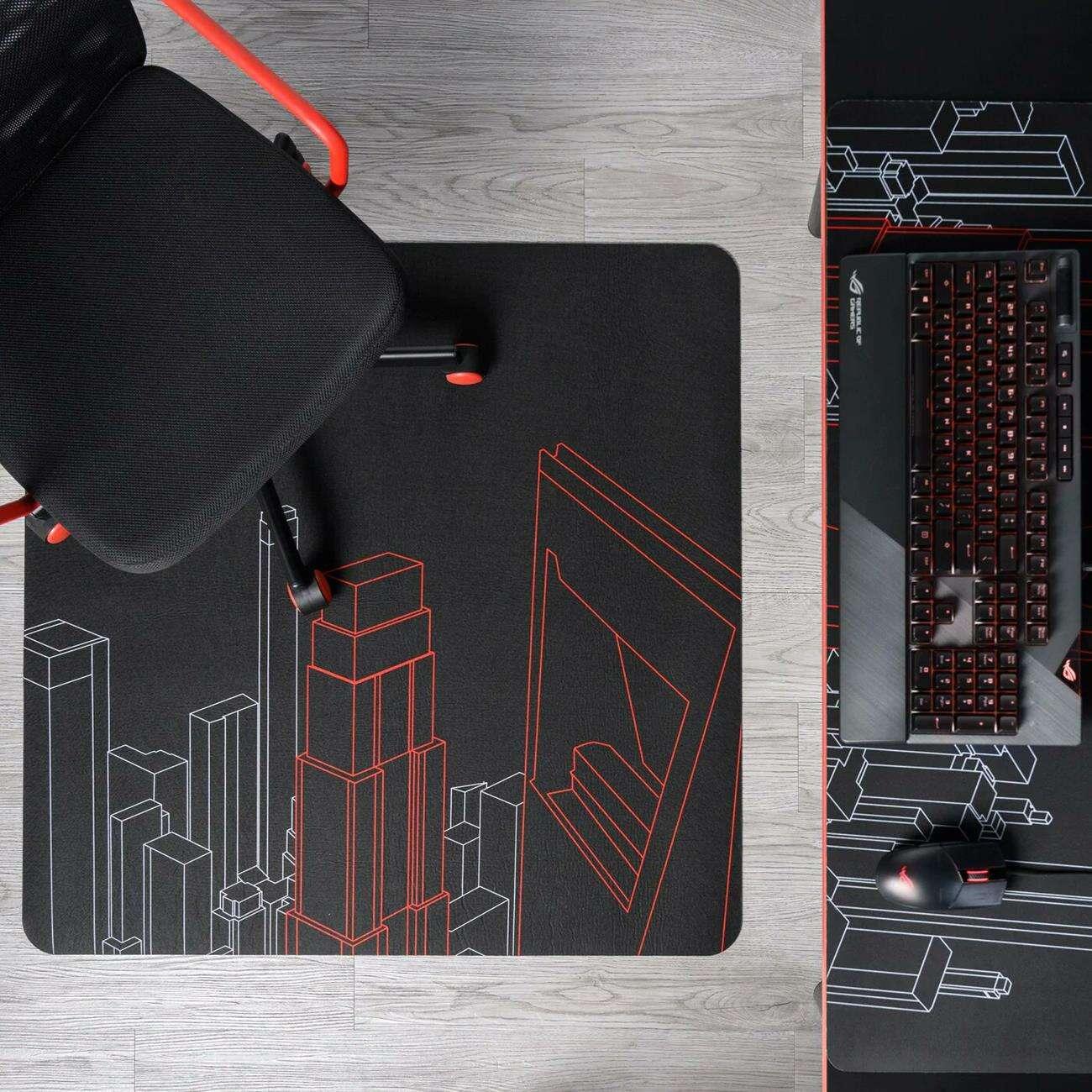 mebla dla graczy Ikea i Asus