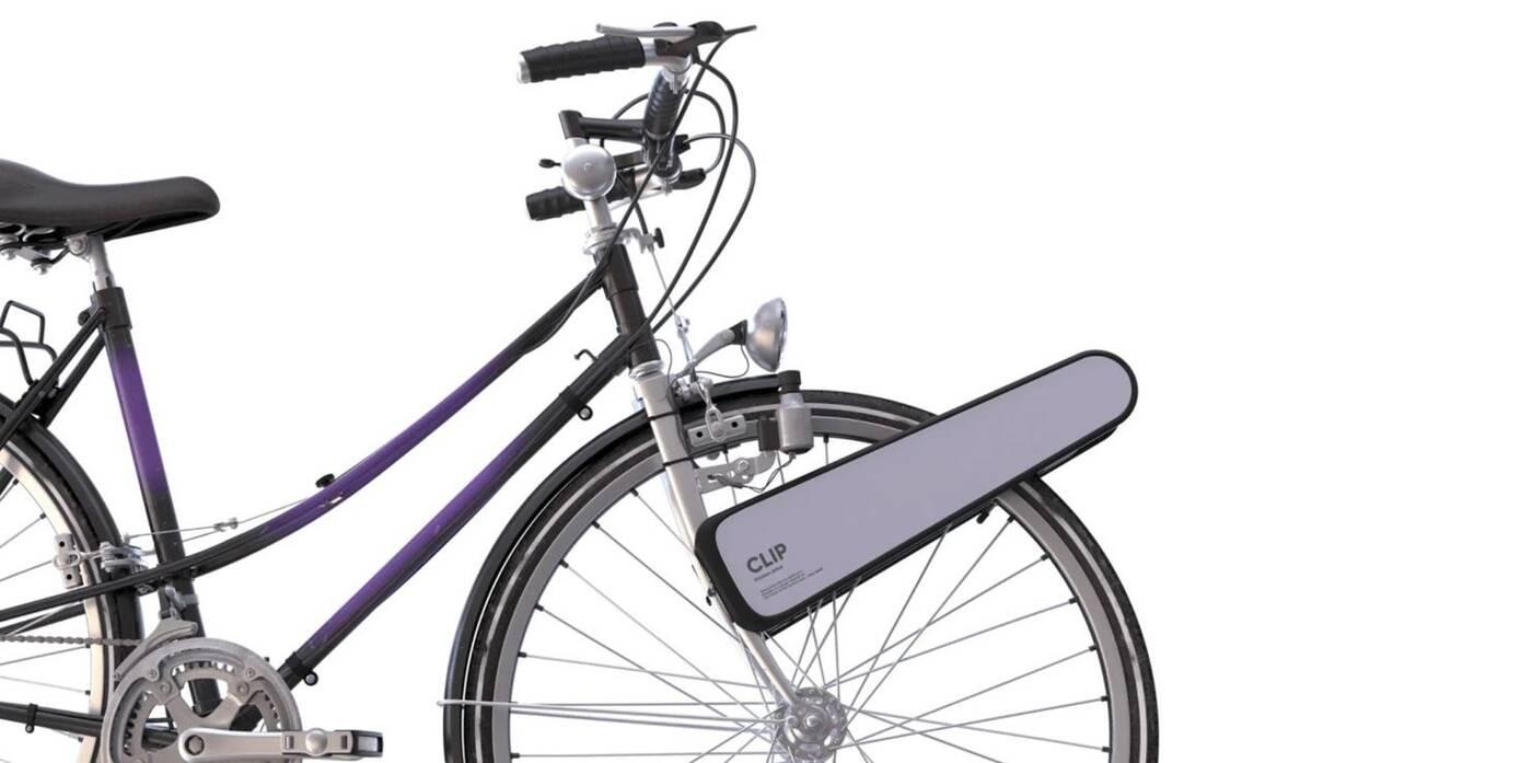 Tani sposób na elektryczny rower w postaci zestawu Clip