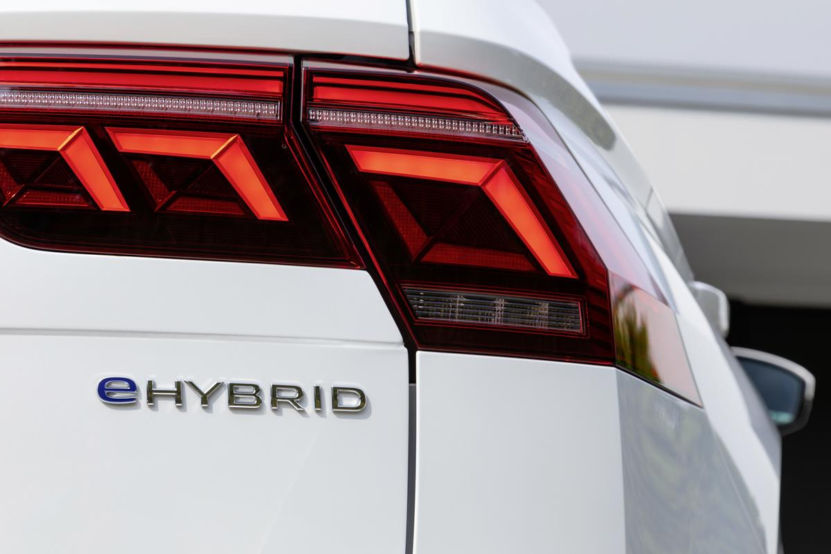 Tiguan eHybrid już w ofercie Volkswagena