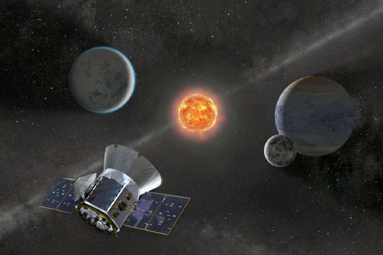 Ten układ jest prawdopodobnie najbardziej nietypowym w całej Drodze Mlecznej
