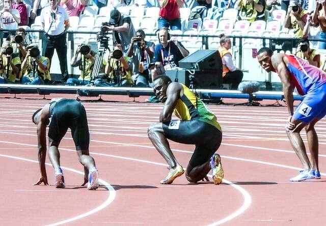 Jak szybko może biec człowiek?