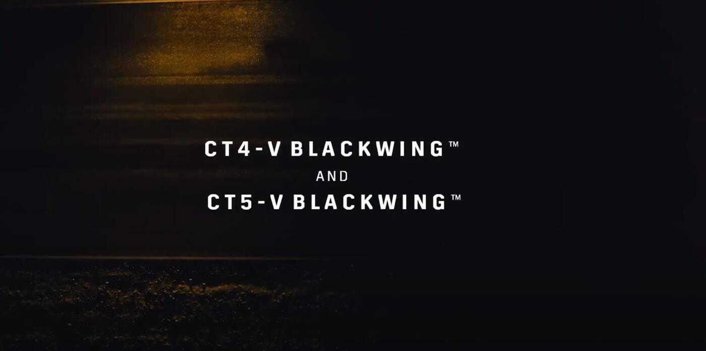 kiedy zadebiutuje Cadillac CT5-V i CT4-V Blackwing 2022, Cadillac CT5-V Blackwing 2022, CT4-V Blackwing 2022, premiera nowych Cadillac