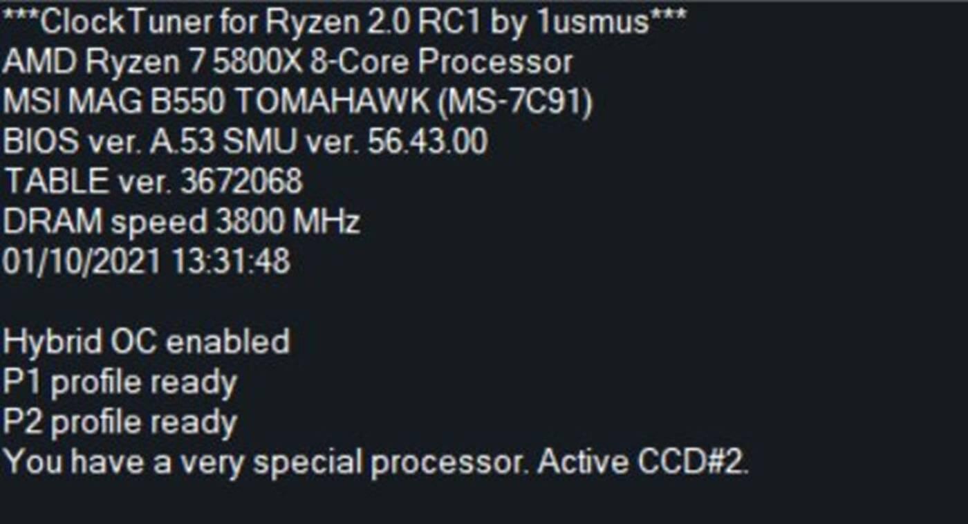 Wyjątkowe procesory Ryzen 5 5600X i 5800X wyszpiegowane