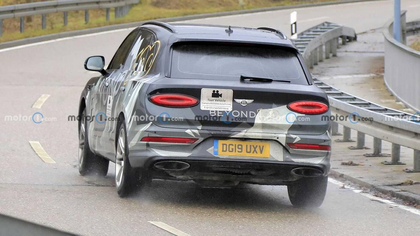 Zdjęcia Bentley Bentayga LWB 2022 testy, Zdjęcia Bentley Bentayga LWB 2022, Bentley Bentayga LWB 2022,