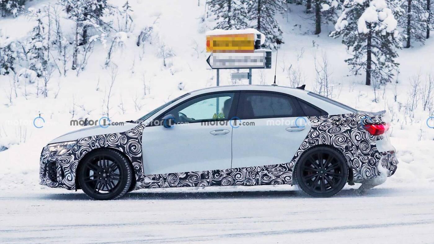 Nowe plotki o mocy Audi RS3 2022