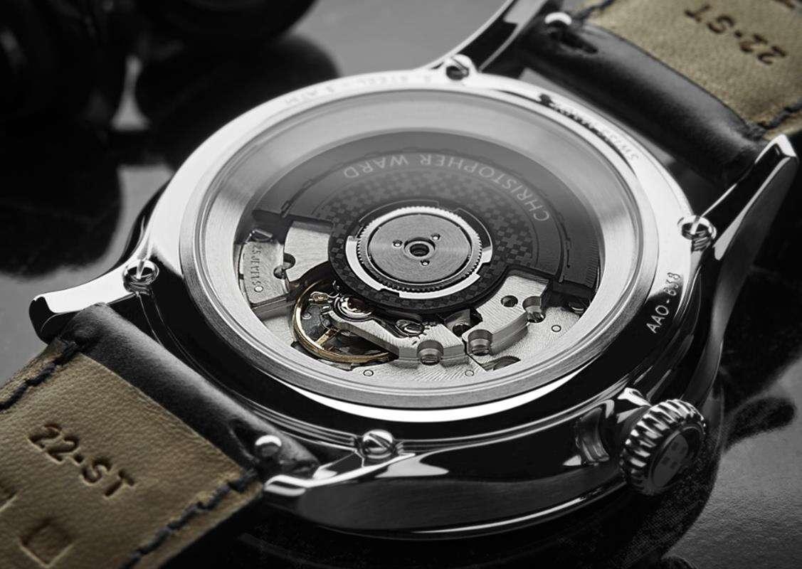 Zegarek C1 Worldglow niczym światło w ciemności