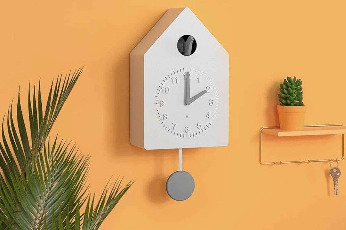 zegary z kukułką, zegary z kukułką Amazonu, inteligentne zegary z kukułką