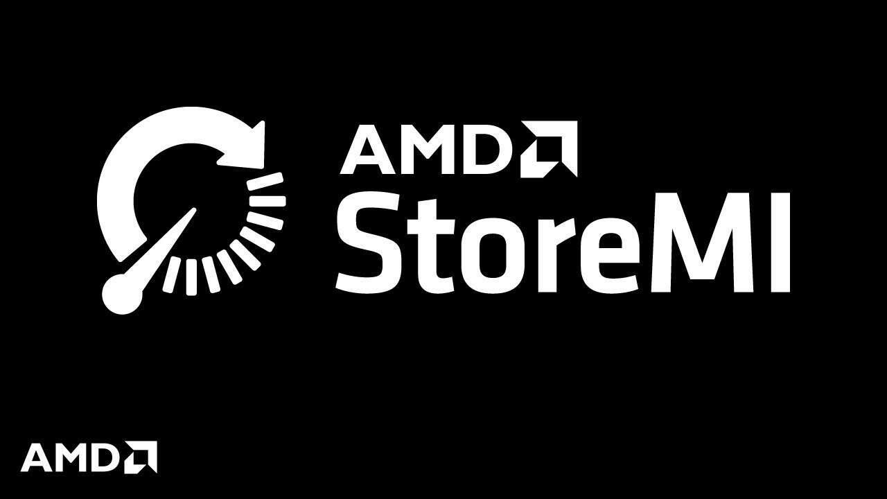 AMD zaktualizowało StoreMI