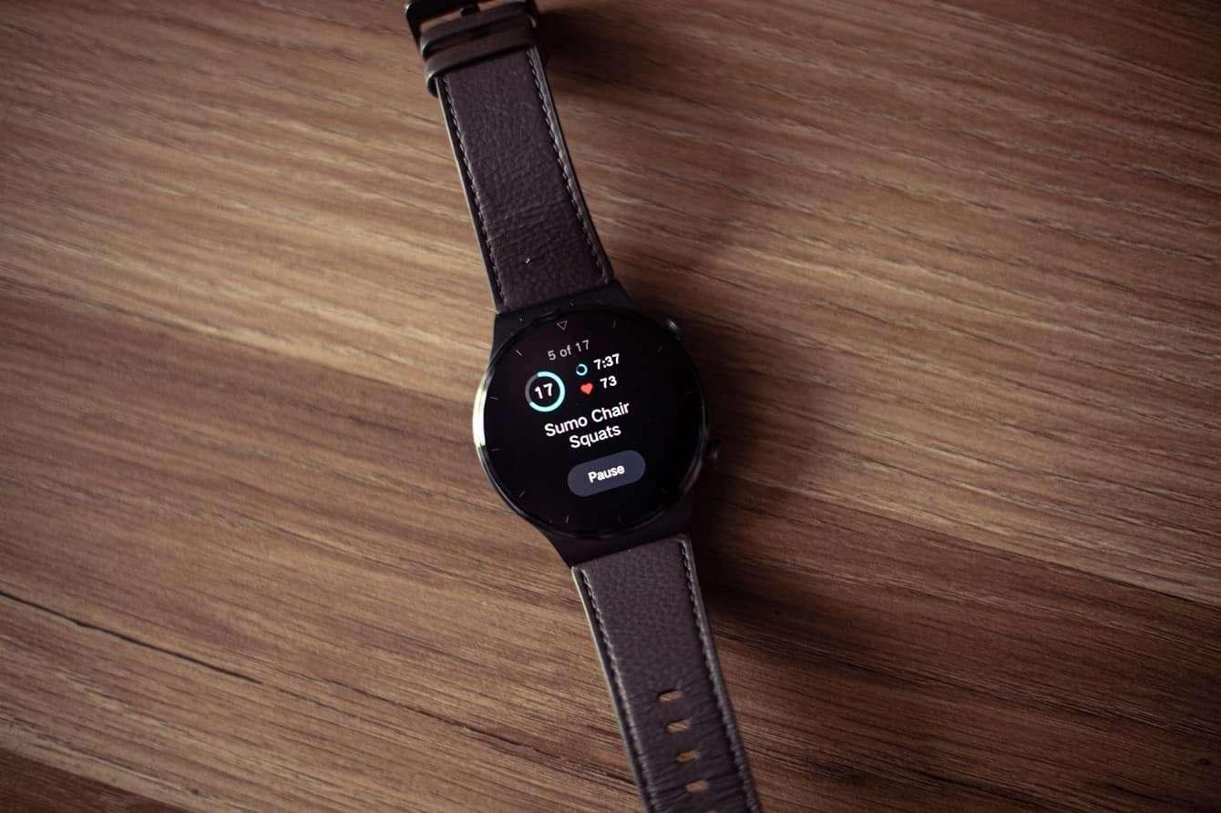 Aplikacja Fitfy w Watch GT 2 Pro