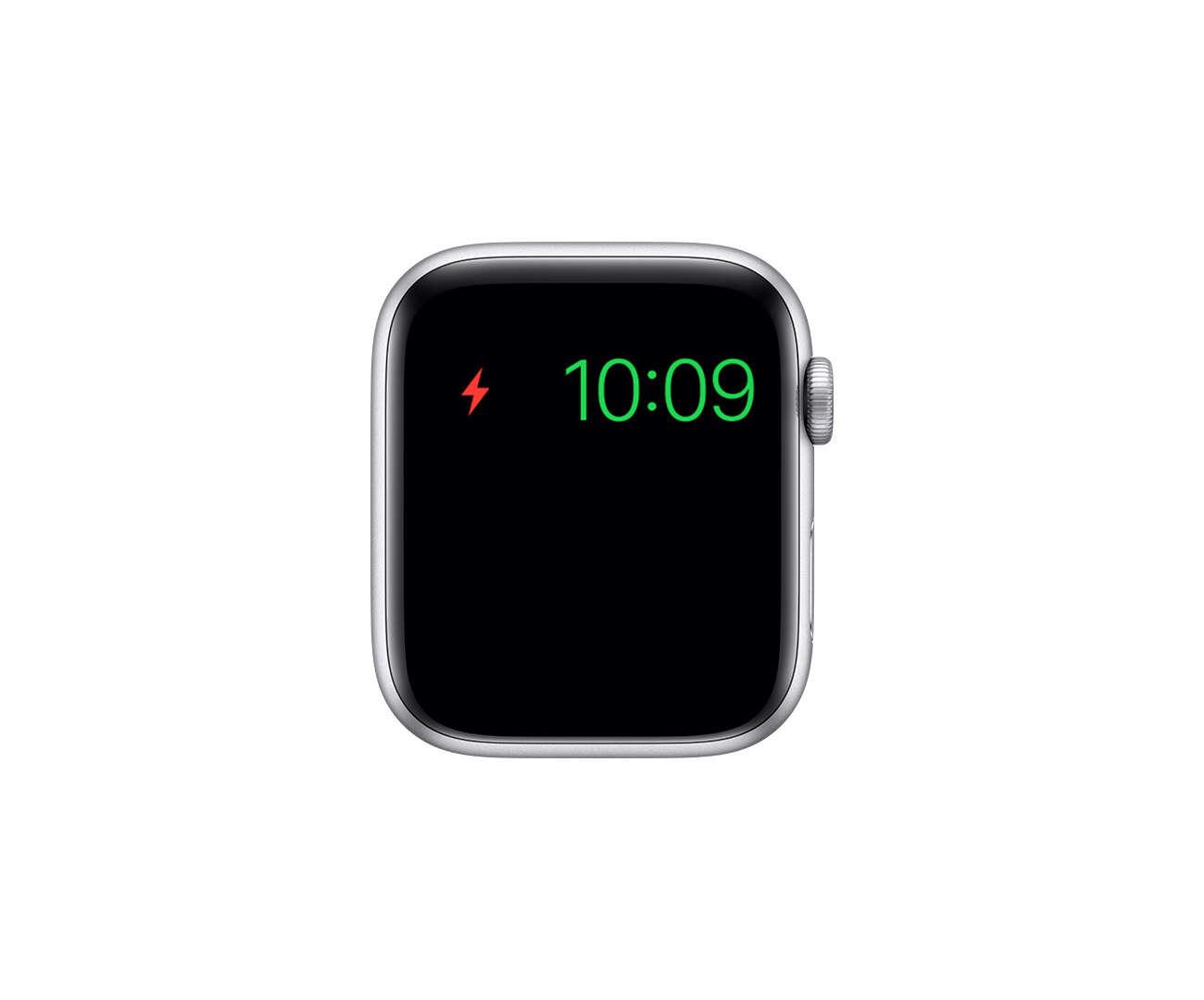 apple watch nie ładuje się
