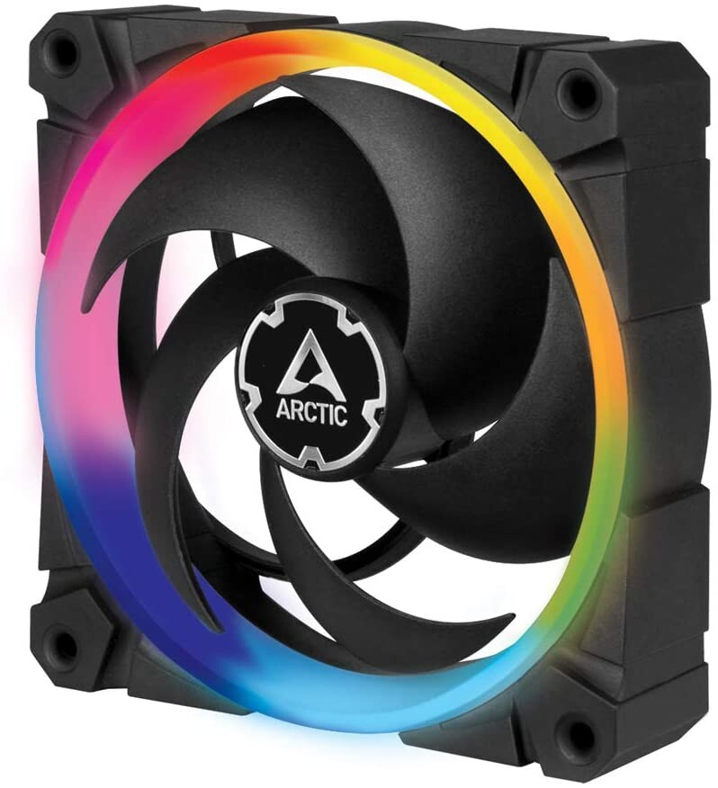 Test wentylatora Arctic BioniX P120 A-RGB