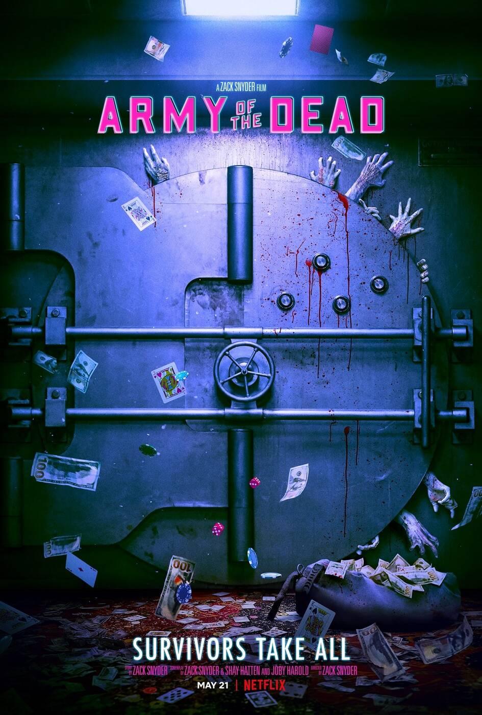 Armia umarłych – nowy plakat