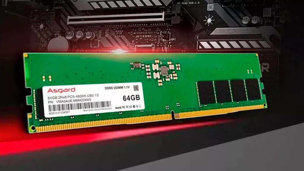 Asgard DDR5 4800 MHz