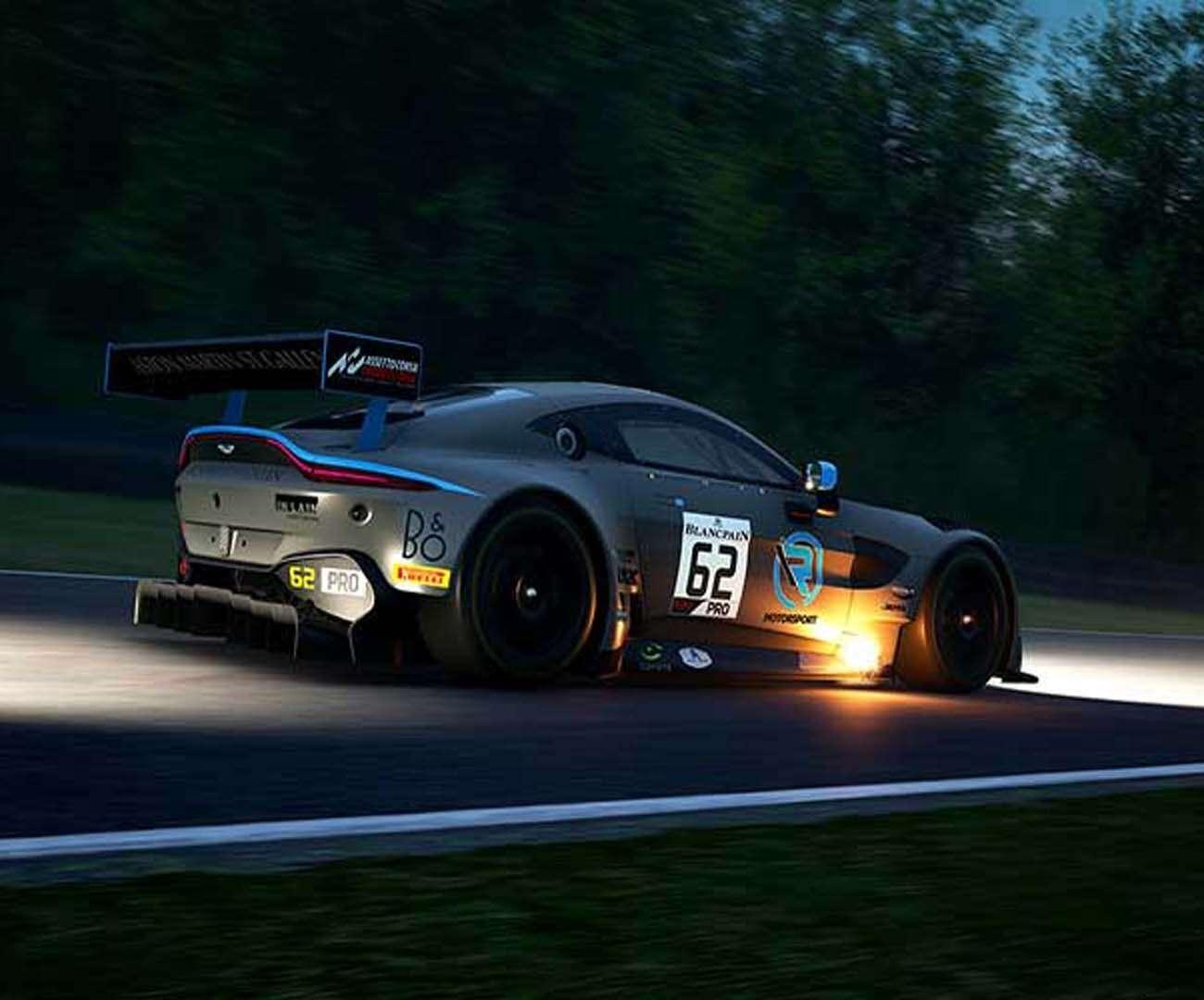 Assetto Corsa Competizione PS5 i Xbox Series X. Nowe konsole z ultra-symulacją