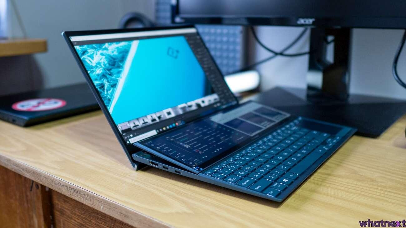 Recenzja Asus ZenBook Duo 14. Dwa ekrany w nowej odsłonie