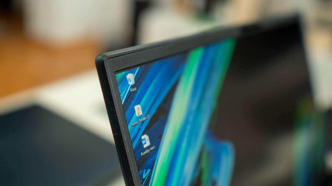 Asus ZenBook Duo 14 test recenzja