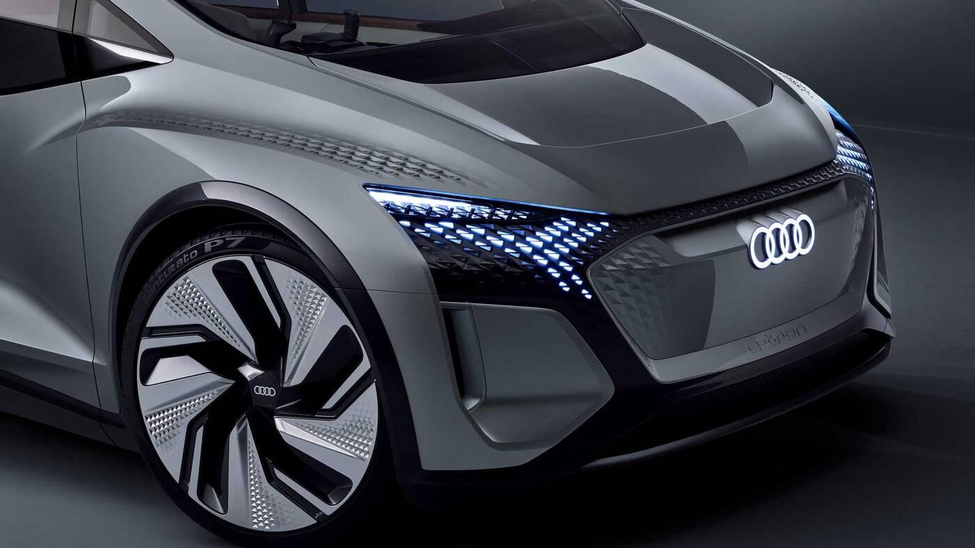 Nowe Audi A2, koncept AI:ME, wygryzie z rynku A1, Audi A2,
