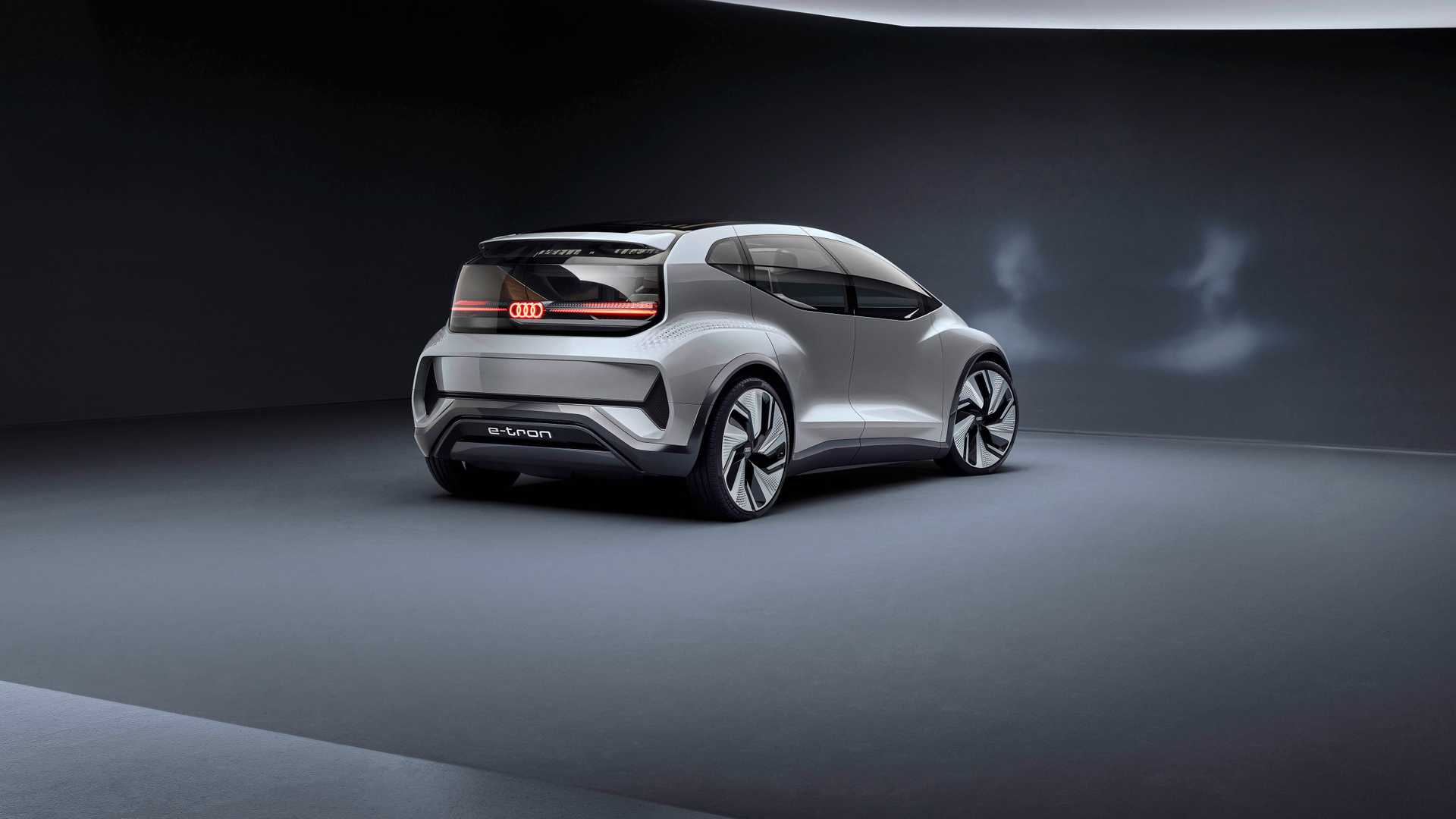 Nowe Audi A2 na bazie konceptu AI:ME wygryzie z rynku A1?