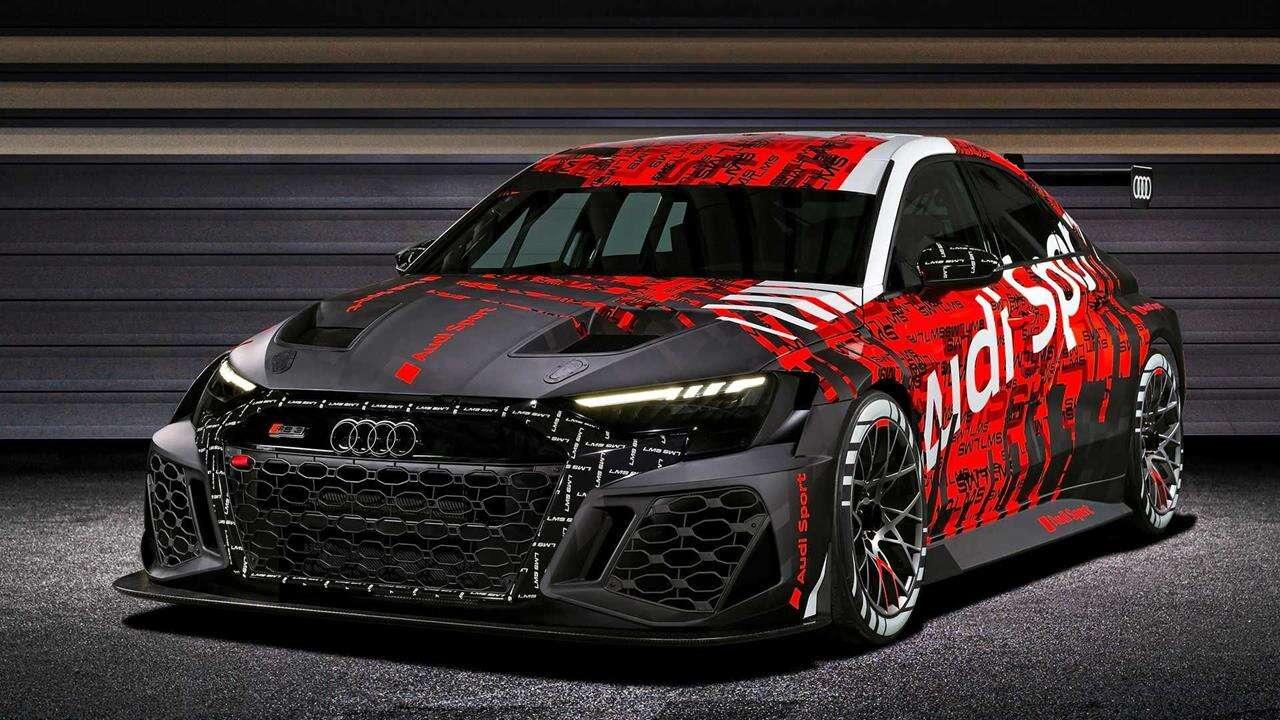 Audi RS3 LMS 2021 to wyścigowe cacko dla początkujących