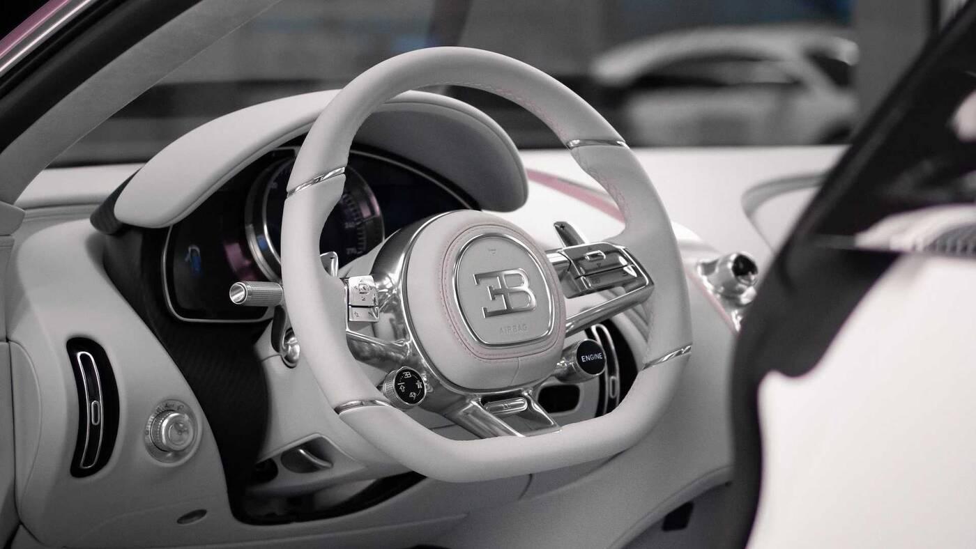 Bugatti Chiron Sport Alice, czyli jedyny w swoim rodzaju prezent dla żony