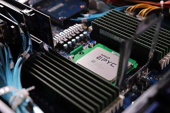 AMD EPYC na Zen 3, procesory AMD EPYC na Zen 3,