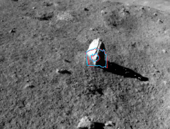 Ciemna strona Księżyca skrywa wiele tajemnic. Na jedną z nich natrafił chiński łazik