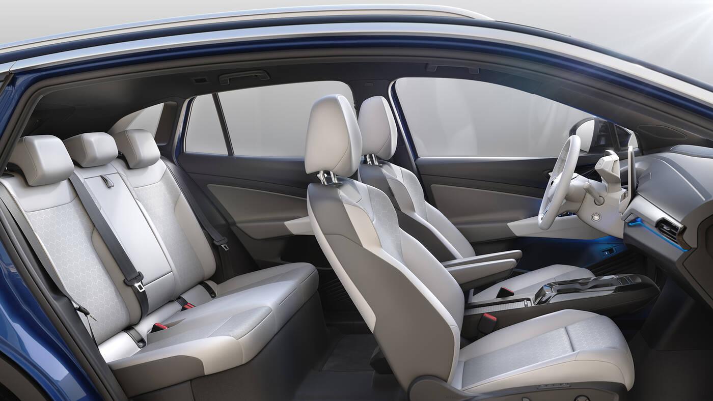 Co ma do powiedzenia osoba odpowiedzialna za wnętrze Volkswagena ID.4?