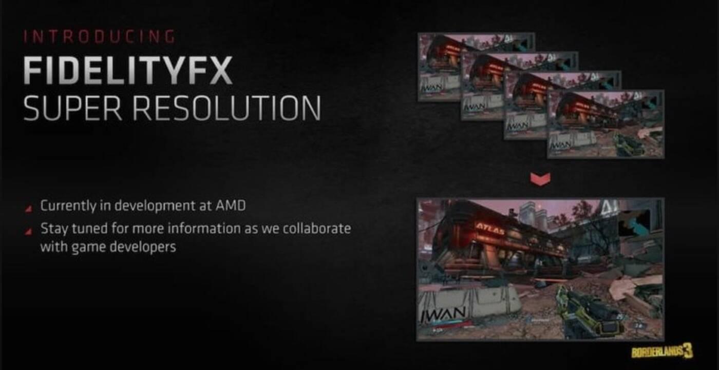 Co z FidelityFX Super Resolution, czyli odpowiedzią AMD na DLSS?