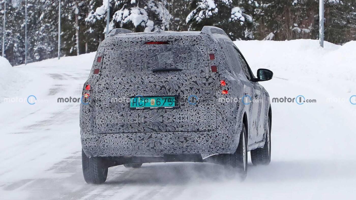 Czy to kombi Dacia Logan Stepway 2022 w testach?