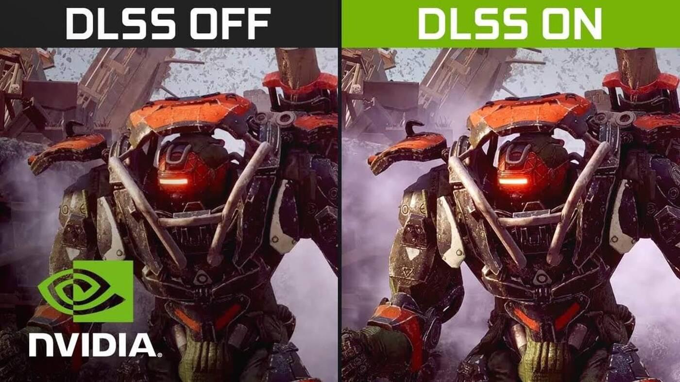 Czym jest DLSS firmy NVIDIA, Rewolucyjna technologia dla GeForce RTX pod lupą, DLSS, czym jest DLSS, opis DLSS, jak działa DLSS, DLSS 2.0, warto włączać DLSS?