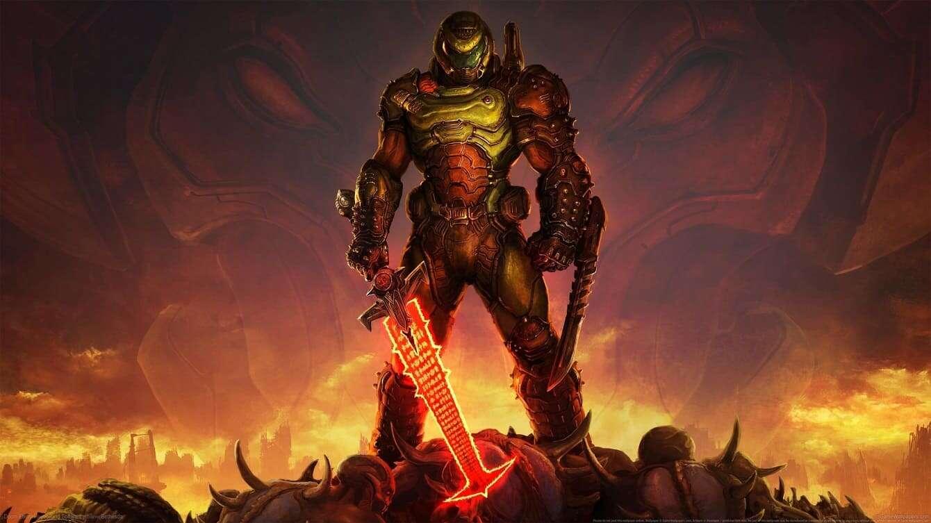 Doom Slayer mógłby być kobietą?