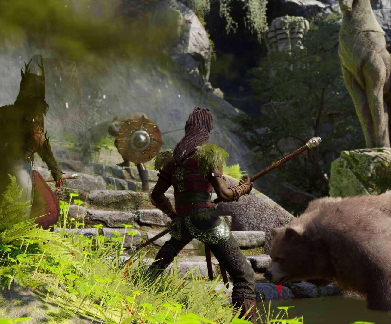 Druid w Baldur's Gate 3 wygląda jak klasa, którą wszyscy wybiorą