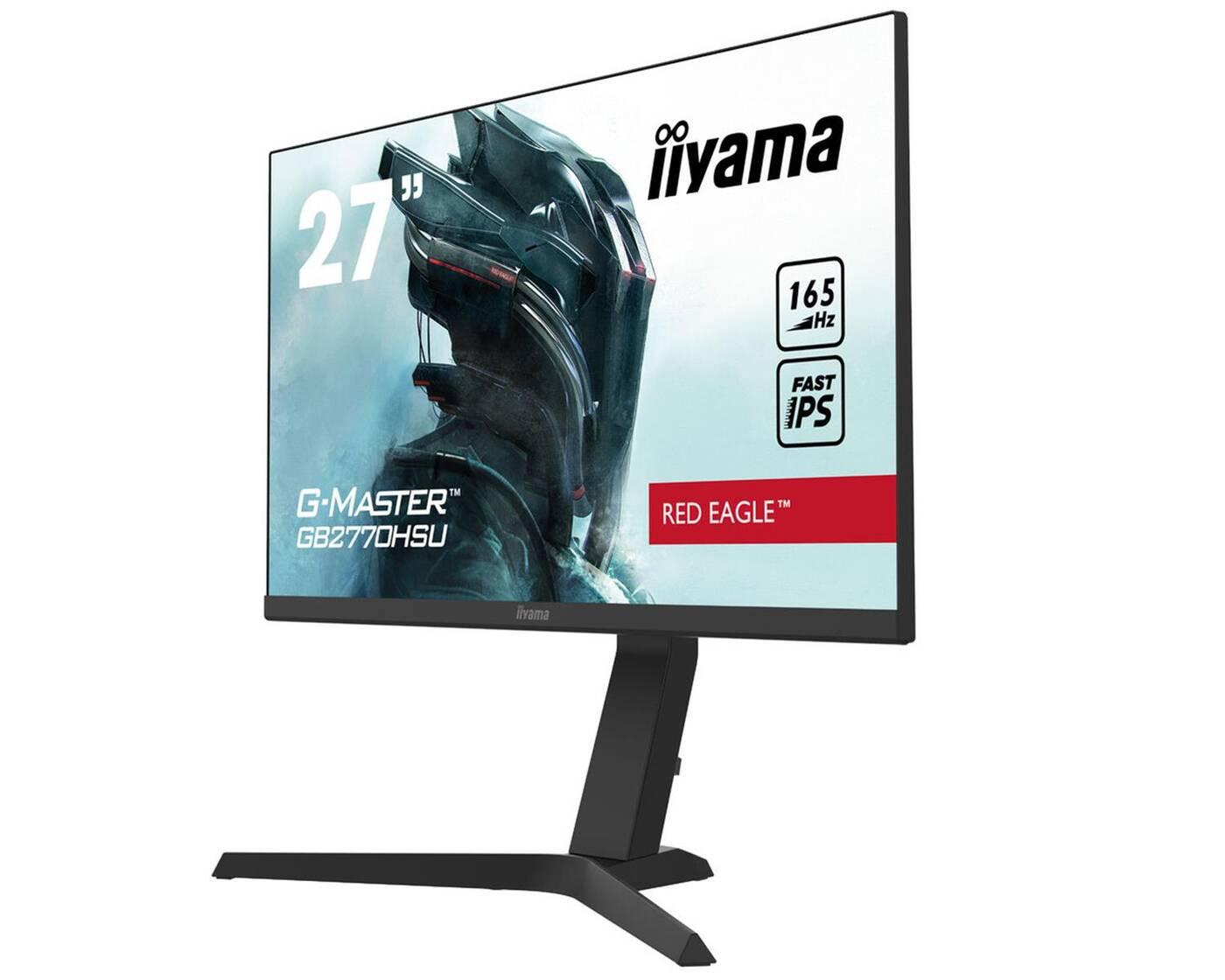 Dwa nowe gamingowe monitory G-Masters od iiyama