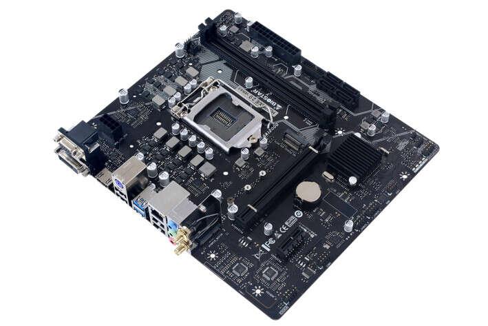 Dwie nowe płyty główne BIOSTAR H510 dla procesorów Intela 11. generacji
