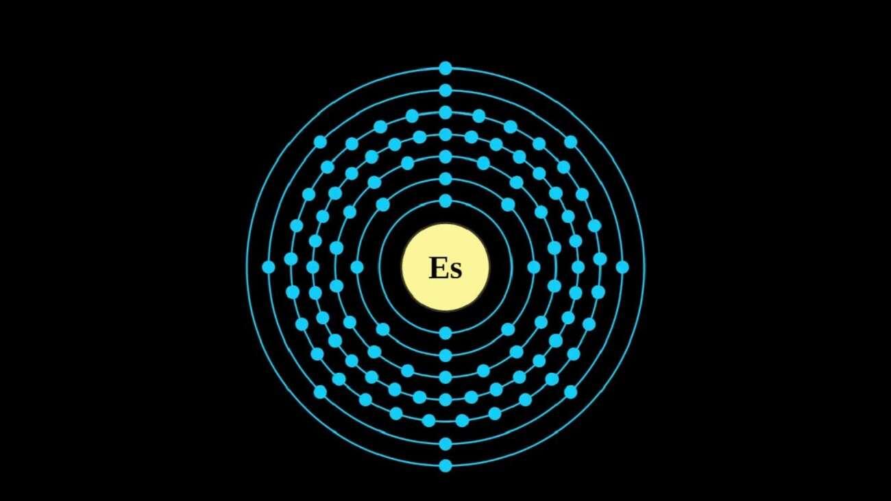 Einstein to tajemniczy pierwiastek, ale wiemy o nim coraz więcej