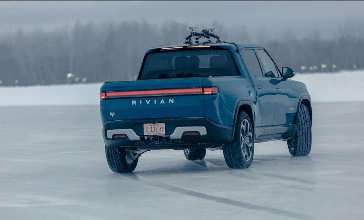 Elektryczny pickup Rivian R1T